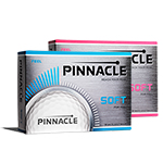 8058 Pinnacle New Soft Golf Balls