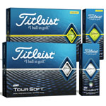 8105 Titleist Tour Soft Golf Balls
