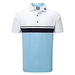9974 FootJoy Stretch Lisle Colour Block with Space Dye (Athletic Fit)