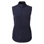9978 FootJoy Women's Full-Zip Brushed Chill-Out Vest