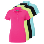 CGKS8070 Callaway Micro Hex Ladies Polo Shirt